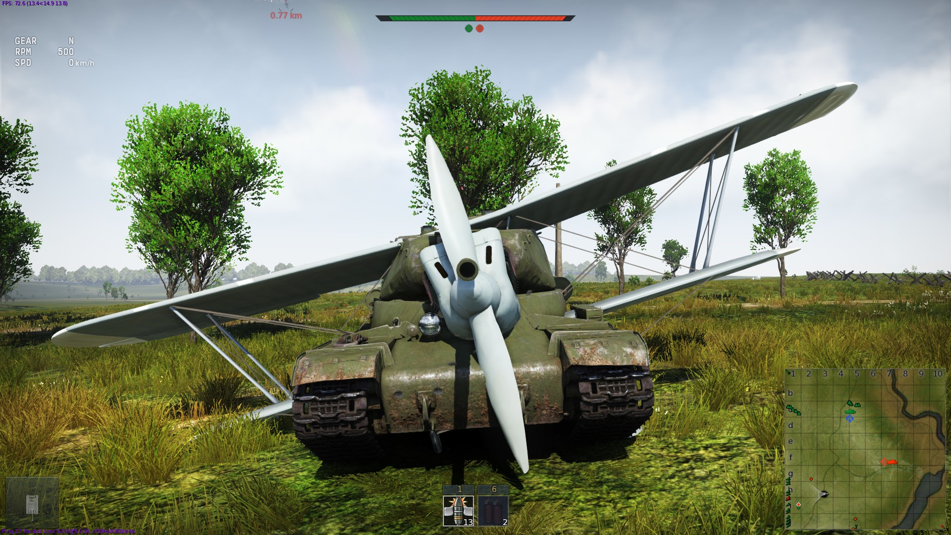 epic war thunder